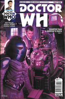 Doctor Who The Tenth Doctor Adventures: Year Three #3 (Cover B)